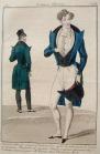 Vestimenta masculina (París, 1830) / Vestuario Escénico