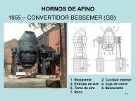Convertidor de Bessemer/ Eduardo García Marín