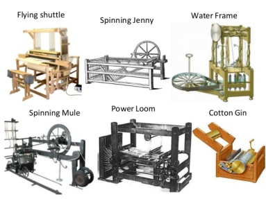 Hiladoras mecánicas / Ch9 Industrial