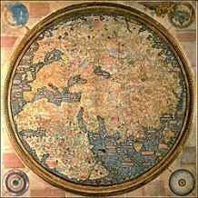 Mapa Fra Mauro
