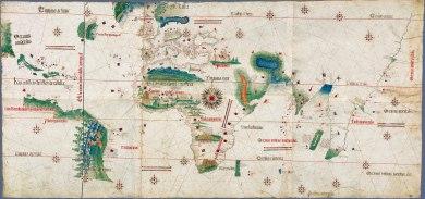 Mapa de Cantino